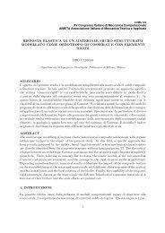 S. Casolo - Ingegneria strutturale e geotecnica