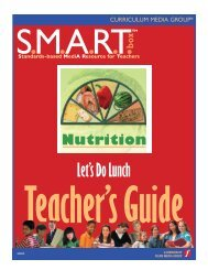 Let's Do Lunch - Classroom Health