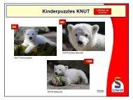 Kinderpuzzles KNUT