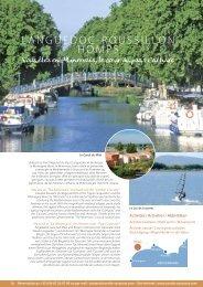 Port Minervois - Les Hauts du Lac - Coralia