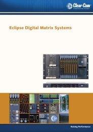 Eclipse Digital Matrix Systems - AVC Group