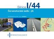 Silnice I/44 Červenohorské sedlo – jih - Ředitelství silnic a dálnic