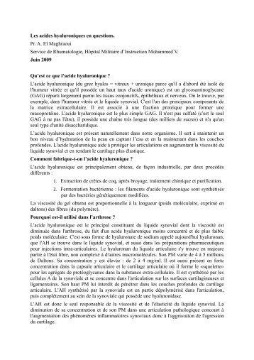 Télécharger le pdf - Rhumato.info