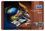 Product Matrix - bei der Lynx IT-Systeme GmbH