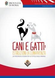 Cani e gatti istruzioni di convivenza - Lav