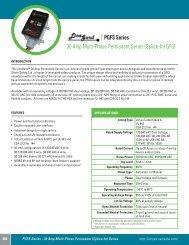 PGFS Series - Airpax - Sensata