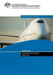 PDF: 477 KB - Bureau of Infrastructure, Transport and Regional ...
