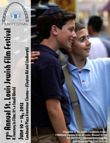 17 Annual St. Louis Jew ish Film Festival - Jewish Community Center