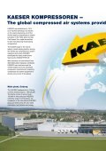 Rotary Screw Compressors SX–HSD Series - Kaeser Compressors - Page 2