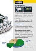 Rotary Screw Compressors SX–HSD Series - Kaeser Compressors - Page 5