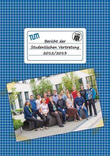 Studienjahr 2012/13 - Technische Universität München