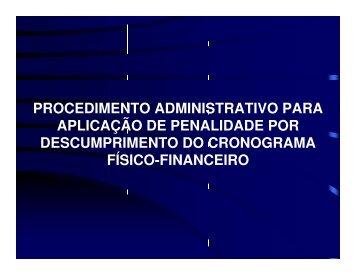 Penalidades em Contratos do DER_Queiroz.pdf - DER - Estado do ...