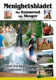 Menighetsbladet 03/12 - Den norske kirke i Drammen