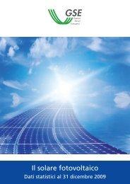 Il solare fotovoltaico - ENEA
