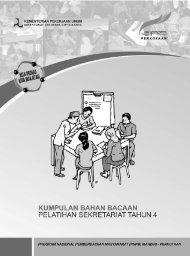 ebook BB Sekretariat Tahun4 - P2KP