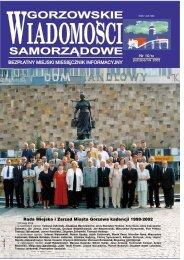 GWS Nr 10/2002 - Gorzów