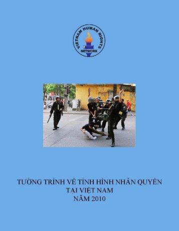 Sau đây là nguyên văn Bản Tường Trình - Vietnam Human Rights ...