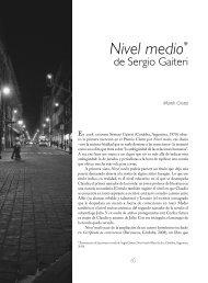 Nivel medio* - Difusión Cultural UAM
