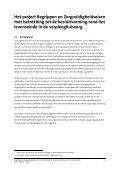 Begrippen en Zorgvuldigheidseisen met betrekking tot - Page 6