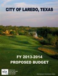 2013-2014 - City of Laredo