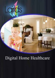 View our Digital Home Health Care Introduction - Lairds Of Troon