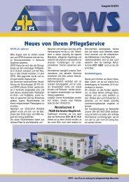 Newsletter vom 11. August 2010