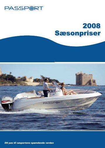 2008 Sæsonpriser - mercurymarine.dk