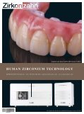 human zirconium technology - Zirkonzahn - Seite 4