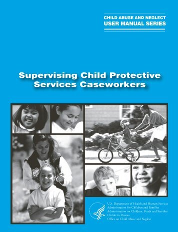 Supervising Child Protective Services Caseworkers - National Child ...