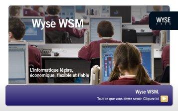 Appliance Wyse WSM - Wyse Technology