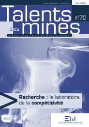 En savoir plus - Ecole des mines de Nantes