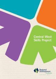 Central West Skills Project - Regional Development Australia ...