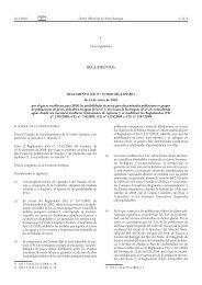 Reglamento (UE) no 23/2010 del Consejo, de 14 de ... - EUR-Lex