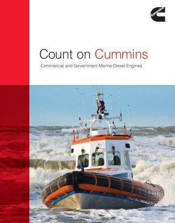 Count on Cummins - Cummins Engines
