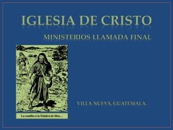 Vestiduras sacerdotales.pdf - IGLESIA DE CRISTO - Ministerios ...