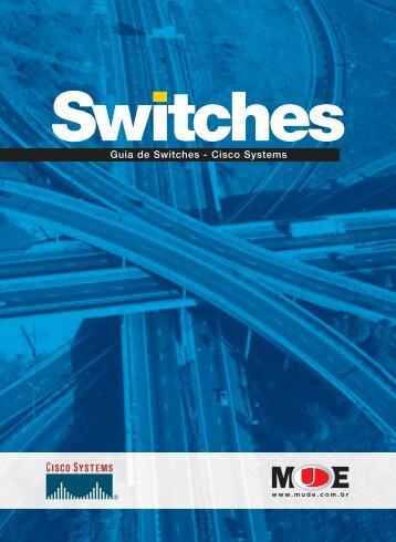 Guia de Switches - Cisco Systems - Xtech Networking