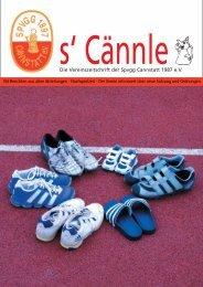 Download (PDF / 3,4  MB) - Spvgg Cannstatt