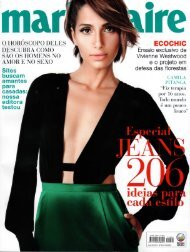 Marie Claire – 07/2011