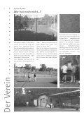 Mit Berichten aus den Abteilungen ... - Spvgg Cannstatt - Seite 6