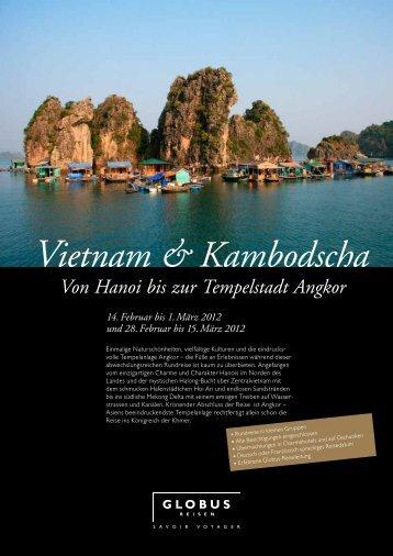 Vietnam & Kambodscha - Globus Reisen