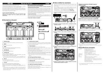 BCB-60, Manual del Usuario - Casaveerkamp.net