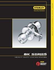 Heavy Duty Locks Knobs - Best Access Systems