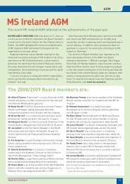 Download PDF - MS News Issue 84 Part 2 - MS Ireland