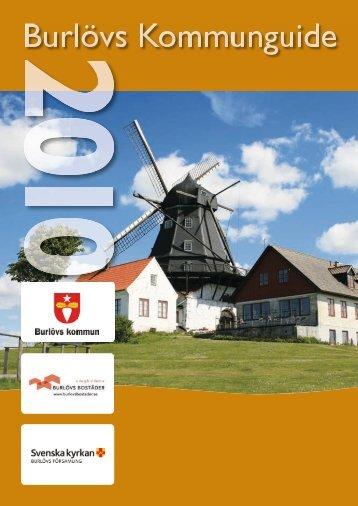 Burlöv kommunguide 2010.pdf - Burlövs kommun