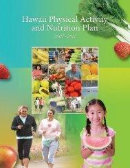 Hawaii - National Physical Activity Plan