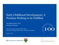 PDF of Professor Britto's Presentation - Harris School of Public ...