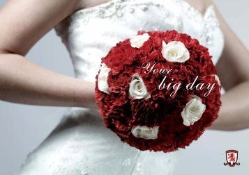 106101 Wedding Brochure - Middlesbrough
