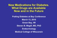 + Insulin - American Diabetes Association