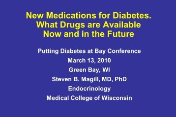 + Insulin - American Diabetes Association