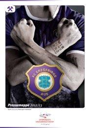 Pressemappe 2012/13 - FC Erzgebirge Aue